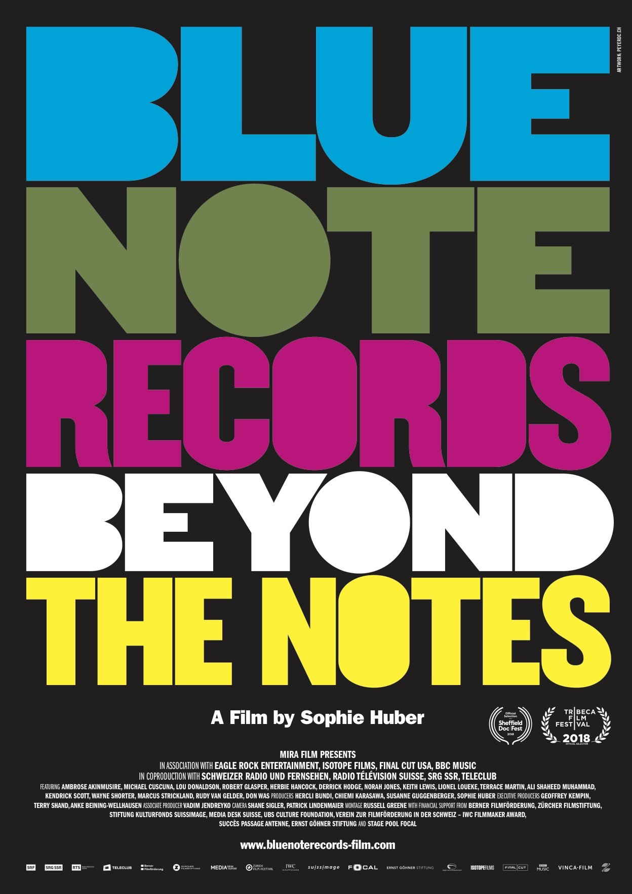 Blue Note Records: Beyond the Notes - Jetzt auf Vimeo!